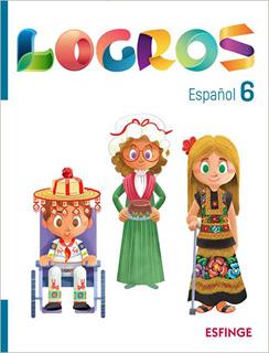 LOGROS ESPAÑOL 6 PRIMARIA