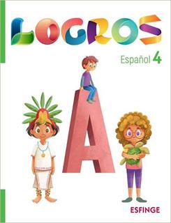 LOGROS ESPAÑOL 4 PRIMARIA