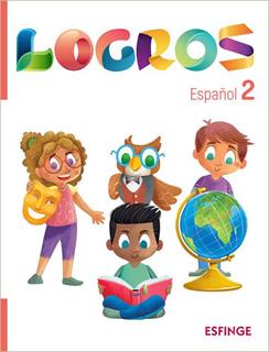 LOGROS ESPAÑOL 2 PRIMARIA