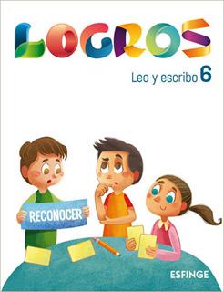 LOGROS LEO Y ESCRIBO 6 PRIMARIA