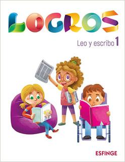 LOGROS LEO Y ESCRIBO 1 PRIMARIA