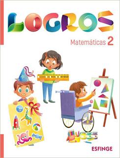 LOGROS MATEMATICAS 2 PRIMARIA
