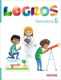 LOGROS MATEMATICAS 5 PRIMARIA