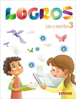 LOGROS LEO Y ESCRIBO 3 PRIMARIA