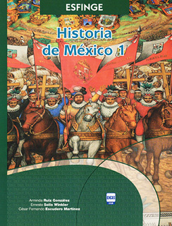 HISTORIA DE MEXICO 1 (DGB)