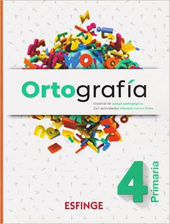 ORTOGRAFIA 4 PRIMARIA MATERIAL DE APOYO...