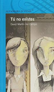 TU NO EXISTES (SERIE AZUL)