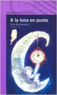 A LA LUNA EN PUNTO (SERIE MORADA)