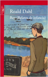 BOY: RELATOS DE INFANCIA (SERIE ROJA)