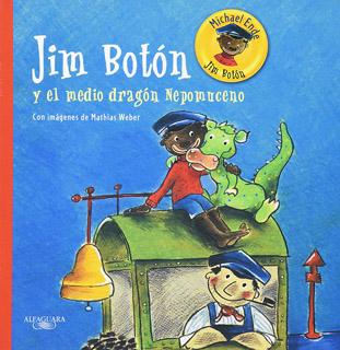 JIM BOTON Y EL MEDIO DRAGON NEPOMUCENO