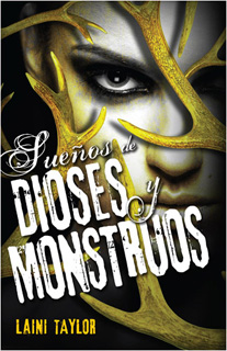 SUEÑOS DE DIOSES Y MONSTRUOS (HIJA DE HUMO Y...