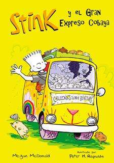STINK Y EL GRAN EXPRESSO COBAYA
