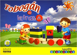 TOBOGAN DE LETRAS A: LECTOESCRITURA PREESCOLAR