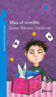 MAX EL TERRIBLE (SERIE AZUL)
