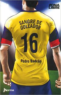 SANGRE DE GOLEADOR