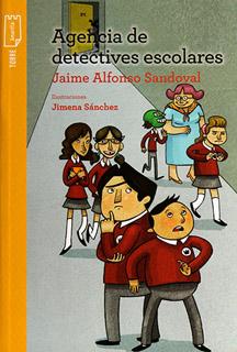 AGENCIA DE DETECTIVES ESCOLARES 1 (SERIE AMARILLA)