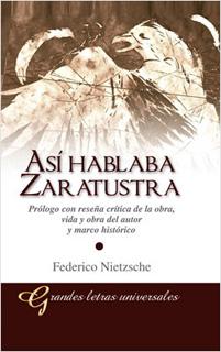 ASI HABLABA ZARATUSTRA (GLU)