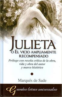 JULIETA O EL VICIO AMPLIAMENTE RECOMPENSADO (GLU)