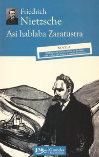ASI HABLABA ZARATUSTRA (M.C. NVO.)
