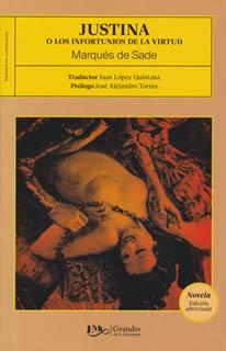 JUSTINA O LOS INFORTUNIOS DE LA VIRTUD (M.C. NVO.)