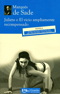 JULIETA O EL VICIO AMPLIAMENTE RECOMPENSADO (M.C....