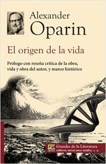 EL ORIGEN DE LA VIDA (M.C. NVO.)