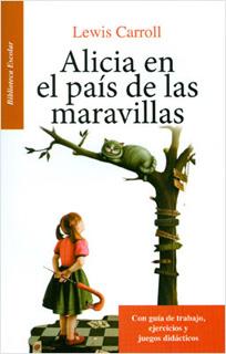 ALICIA EN EL PAIS DE LAS MARAVILLAS (L.B.)