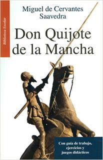 DON QUIJOTE DE LA MANCHA (L.B.)