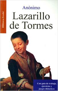 LAZARILLO DE TORMES (L.B.)