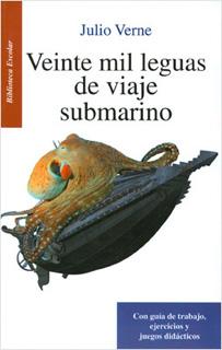VEINTE MIL LEGUAS DE VIAJE SUBMARINO (L.B.)