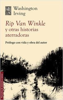 RIP VAN WINKLE Y OTRAS HISTORIAS ATERRADORAS...