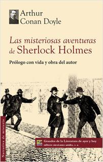 LAS MISTERIOSAS AVENTURAS DE SHERLOCK HOLMES...