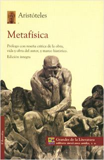 METAFISICA (M.C. NVO.)
