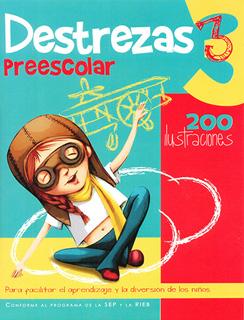 DESTREZAS PREESCOLAR 3