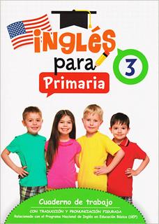 INGLES PARA PRIMARIA 3