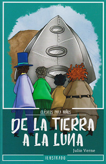 DE LA TIERRA A LA LUNA (L.B INFANTIL)