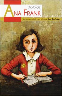 DIARIO DE ANA FRANK ILUSTRADO (INFANTIL)