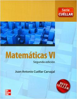 MATEMATICAS 6 (SERIE CUELLAR)