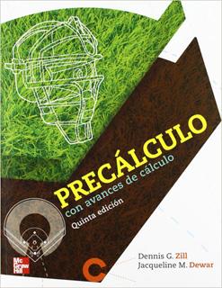 PRECALCULO CON AVANCES DE CALCULO