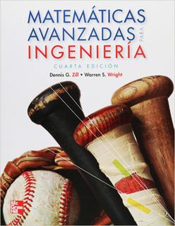 MATEMATICAS AVANZADAS PARA INGENIERIA (INCLUYE...