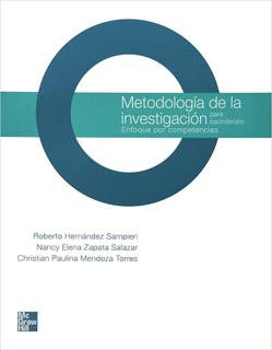METODOLOGIA DE LA INVESTIGACION PARA BACHILLERATO