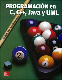 PROGRAMACION EN C, C++ JAVA Y UML
