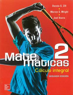 MATEMATICAS 2: CALCULO INTEGRAL