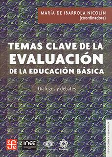 TEMAS CLAVE DE LA EVALUACION DE LA EDUCACION...