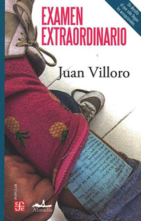 EXAMEN EXTRAORDINARIO (ANTOLOGIA DE CUENTOS)