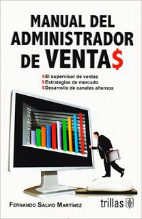 MANUAL DEL ADMINISTRADOR DE VENTAS