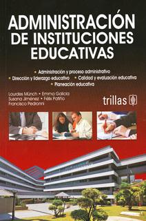 ADMINISTRACION DE INSTITUCIONES EDUCATIVAS