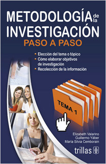 METODOLOGIA DE LA INVESTIGACION: PASO A PASO