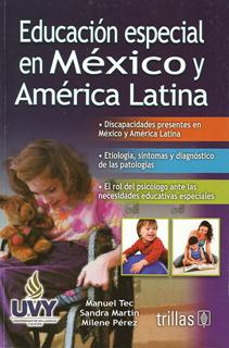 EDUCACIÓN ESPECIAL EN MÉXICO Y AMERICA LATINA