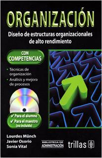 ORGANIZACION: DISEÑO DE ORGANIZACIONES DE ALTO...